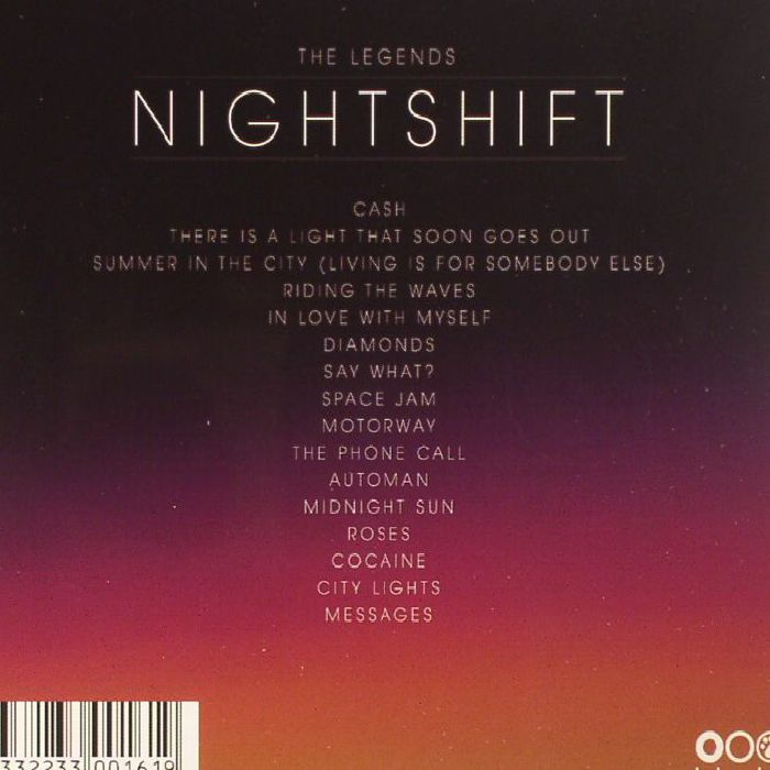 LEGENDS, The - Nightshift