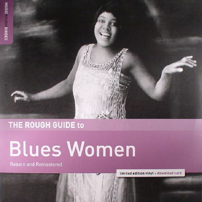 VARIOUS - The Rough Guide To Blues Women (remastered)