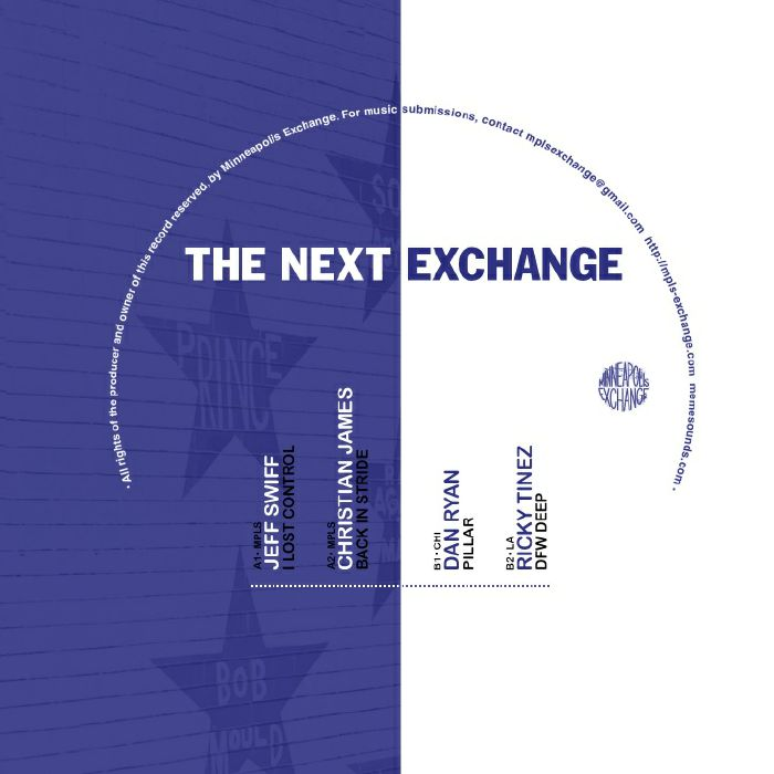 SWIFF, Jeff/CHRISTIAN JAMES/DAN RYAN/RICKY TINEZ - The Next Exchange