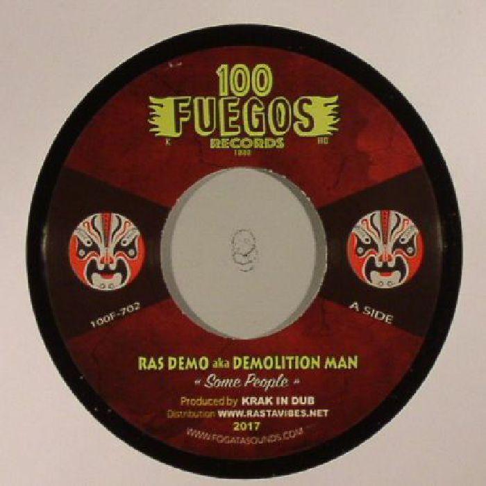 DEMO, Ras aka DEMOLITION MAN/FOGATA - Some People