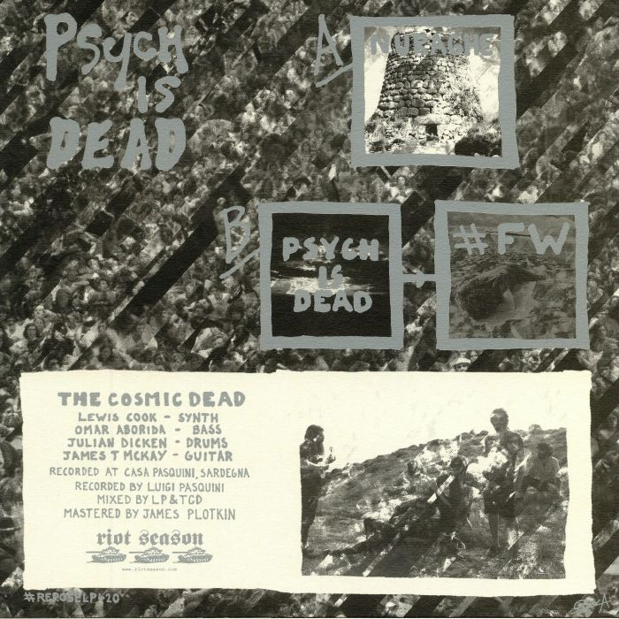 COSMIC DEAD, The - Psych Is Dead