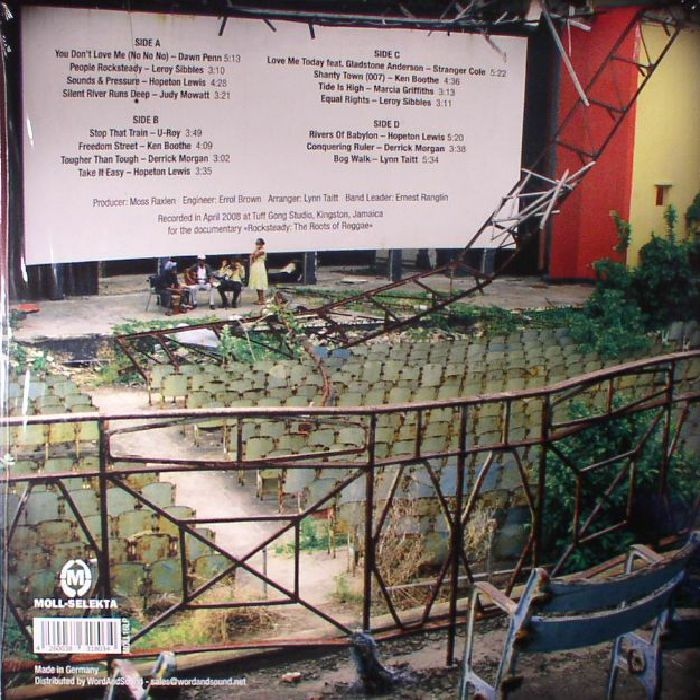 VARIOUS - Rocksteady: The Roots Of Reggae