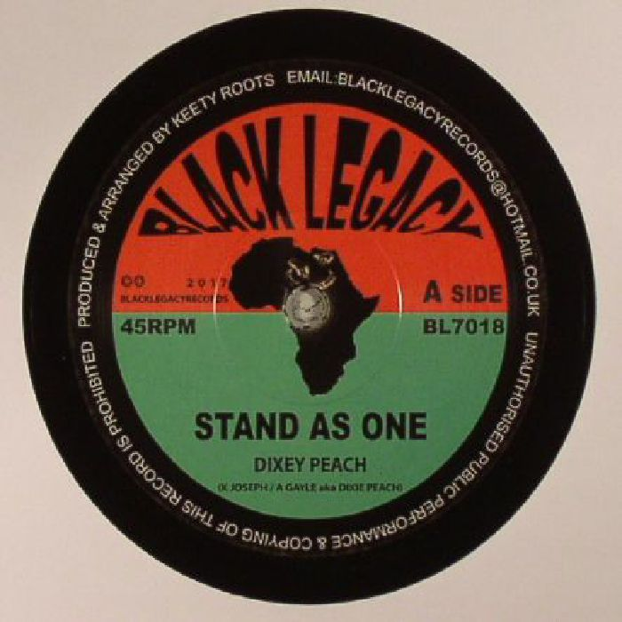 DIXIE PEACH/KEETY ROOTS - Stand As One