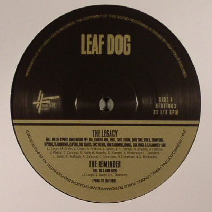 LEAF DOG - The Legacy