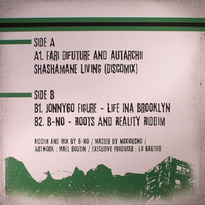 FARI DIFUTURE/AUTARCHII/JONNYGO FIGURE/B NO - Shashamane Living
