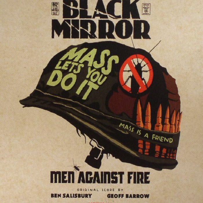 SALISBURY, Ben/GEOFF BARROW - Black Mirror: Men Against Fire (Soundtrack)