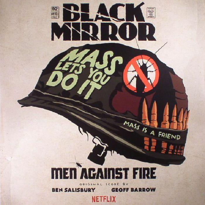 SALISBURY, Ben/GEOFF BARROW - Black Mirror: Men Against Fire (Soundtrack)