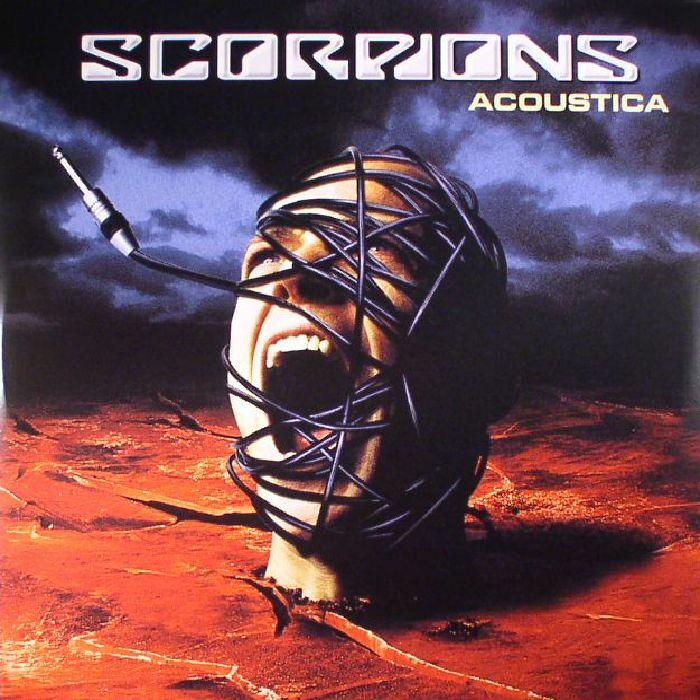 scorpion acoustica