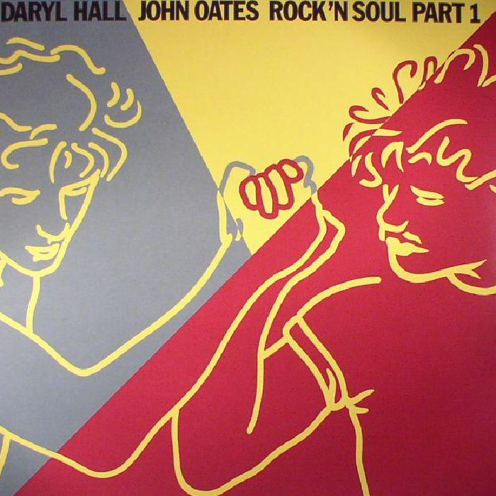 HALL, Daryl/JOHN OATES - Rock N Soul Part 1