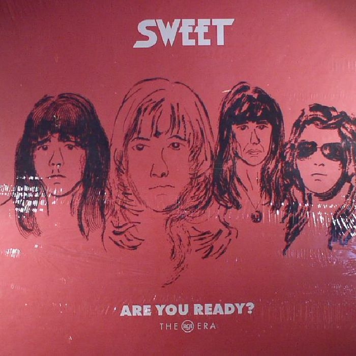 The Sweet Are You Ready The Rca Era Vinyl At Juno Records
