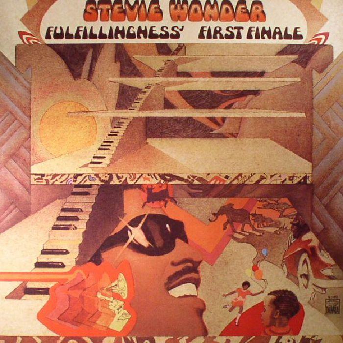 WONDER, Stevie - Fulfillingness' First Finale (reissue)