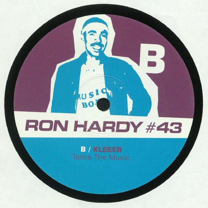 HARDY, Ron/CAPPUCCINO/MAN FRIDAY/JIVE JUNIOR/KLEEER - RDY #43