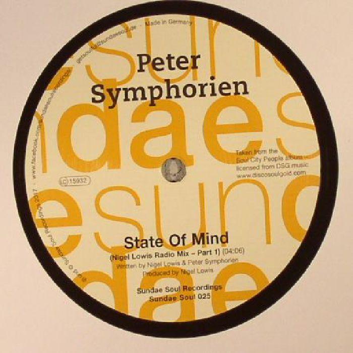 SYMPHORIEN, Pete - State Of Mind