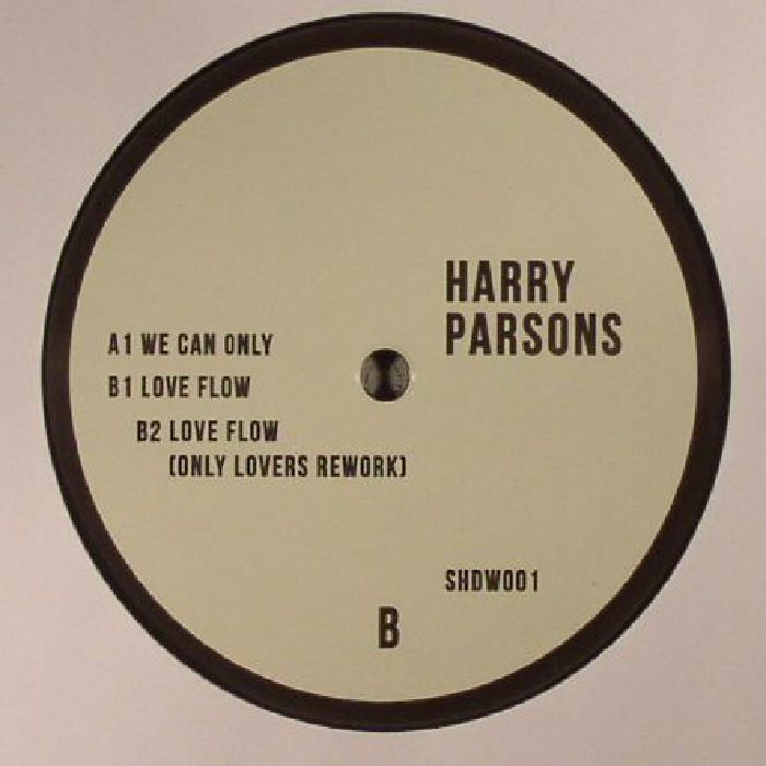 PARSONS, Harry - SHDW 001