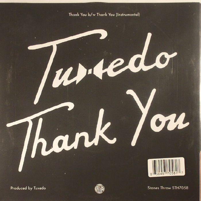 TUXEDO - Thank You