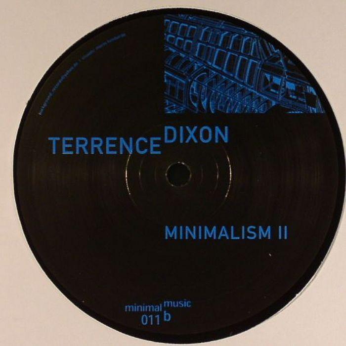 DIXON, Terrence - Minimalism II