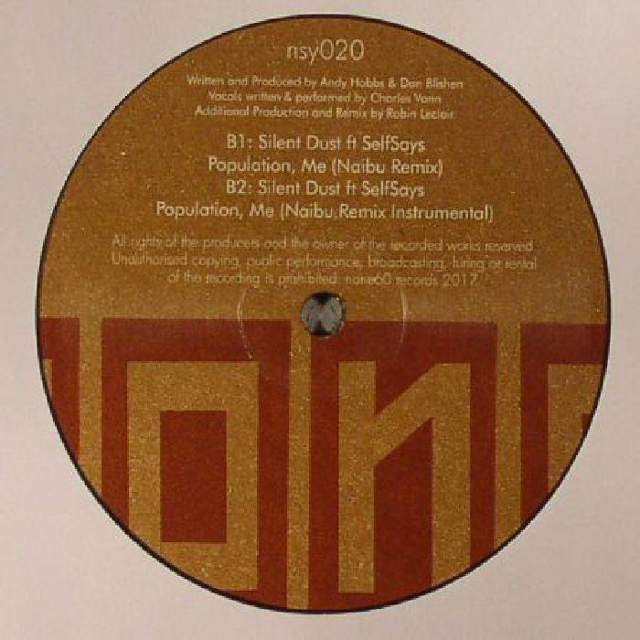 SILENT DUST feat SELFSAYS - NSY 020 (Naibu remixes)