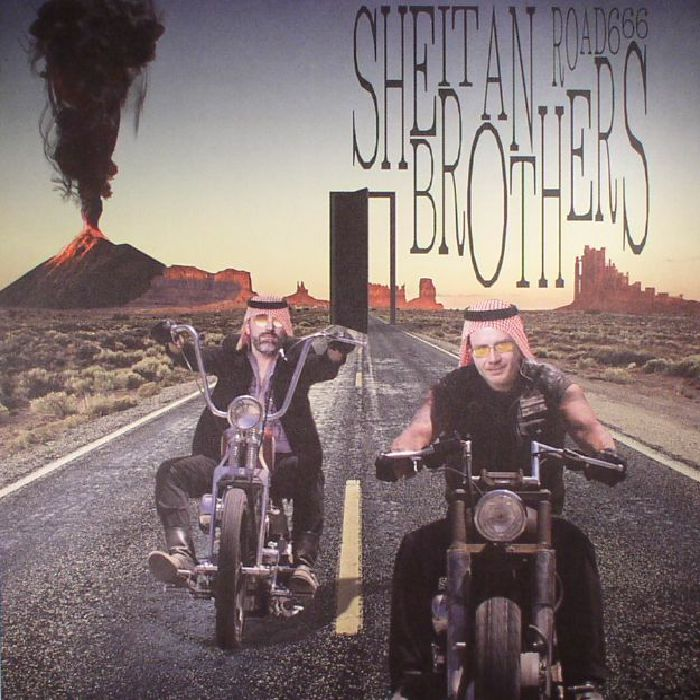 SHEITAN BROTHERS - Road 666