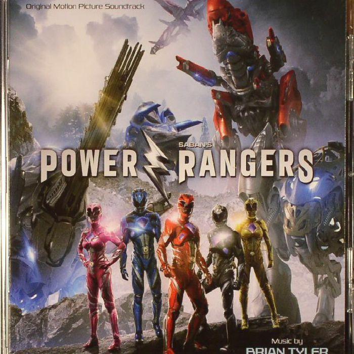 TYLER, Brian - Power Rangers (Soundtrack)