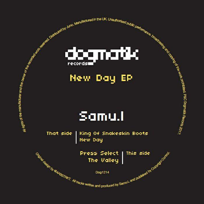 SAMU L - New Day EP