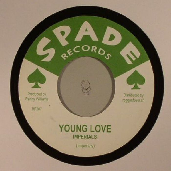 IMPERIALS/HIPPY BOYS - Young Love