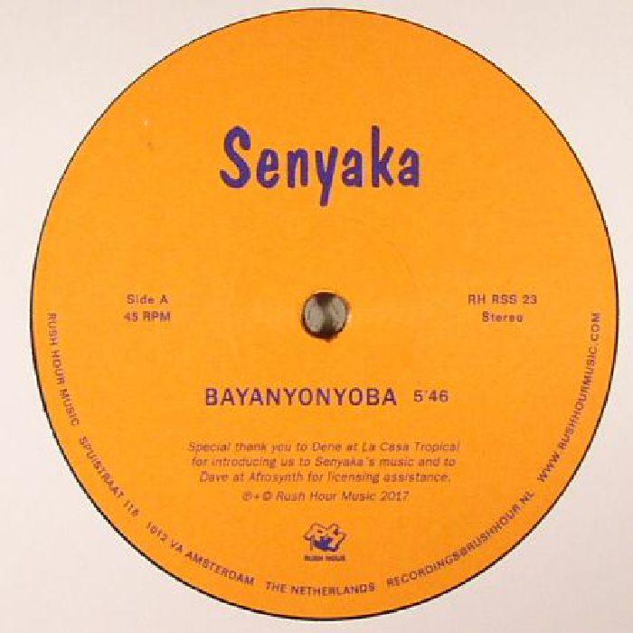SENYAKA - Bayanyonyoba