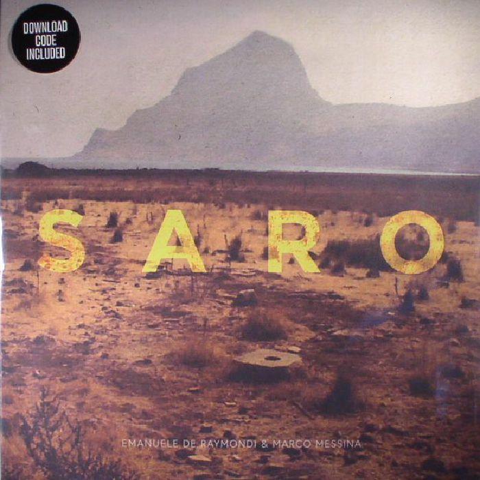 DE RAYMONDI, Emanuele/MARCO MESSINA - Saro (Soundtrack)