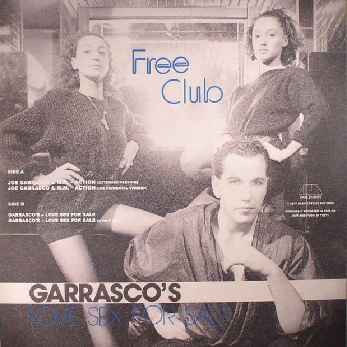 GARRASCO, Joe/MM - Action EP