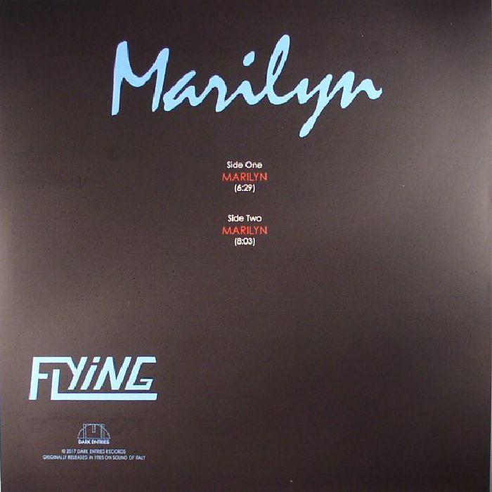 FLYING - Marilyn