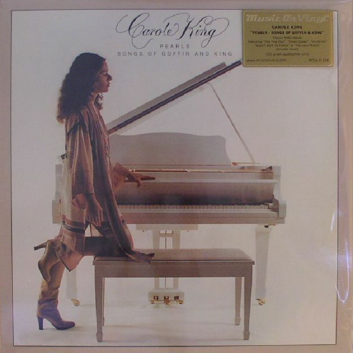 KING, Carole - Pearls: Songs Of Goffin & King (remastered)