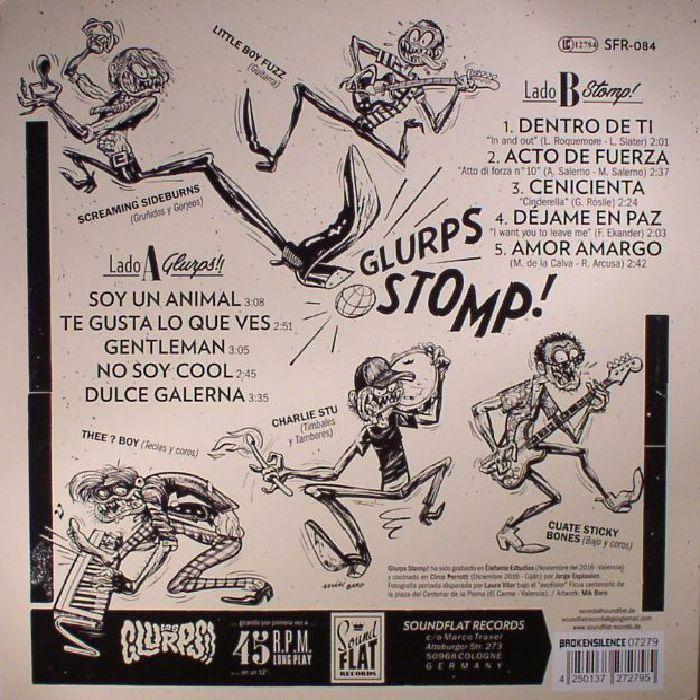 LOS GLURPS!! - Glurps Stomp!
