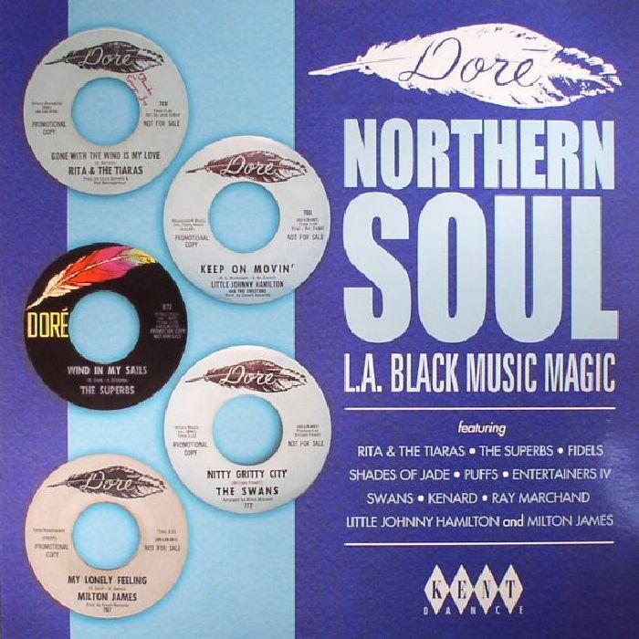 VARIOUS - Dore Northern Soul: LA Black Music Magic