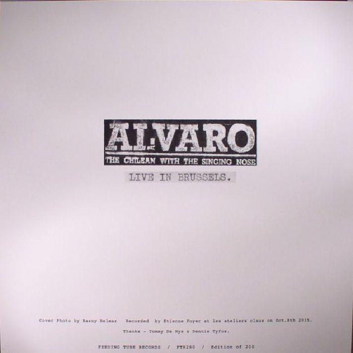 ALVARO - Live In Brussels