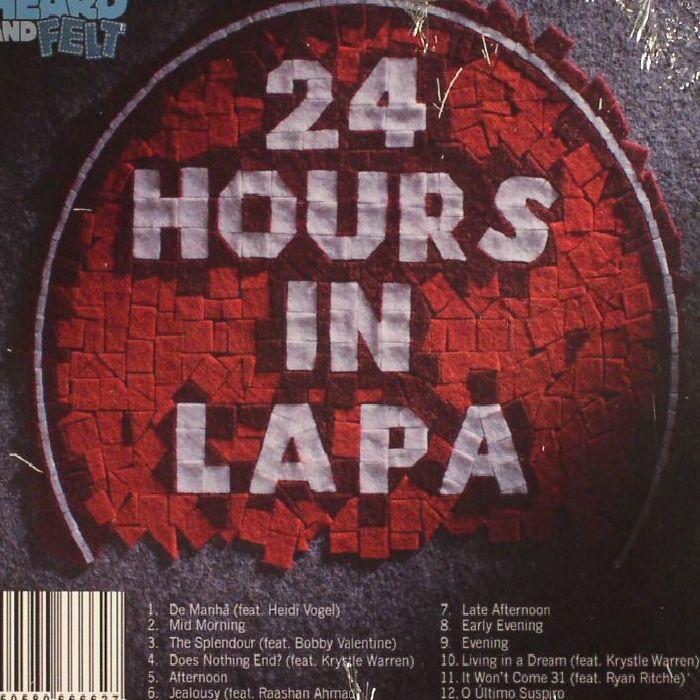 ROGEON, Tamil - 24 Hours in Lapa