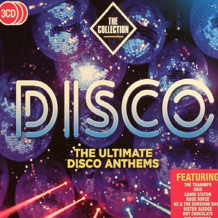 VARIOUS - Disco: The Collection