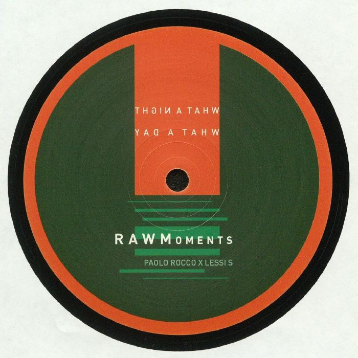 RAWMOMENTS aka PAOLO ROCCO/LESSI S/PIJYNMAN - COB 09