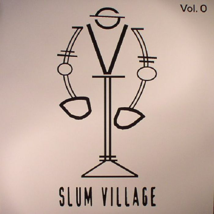 SLUM VILLAGE - Vol 0