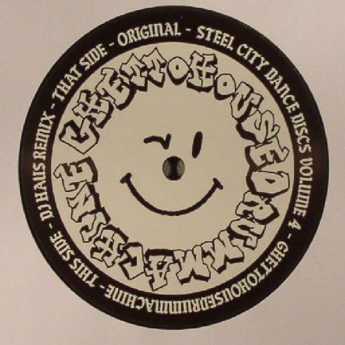 GHETTOHOUSEDRUMMACHINE - Steel City Dance Discs Volume 4