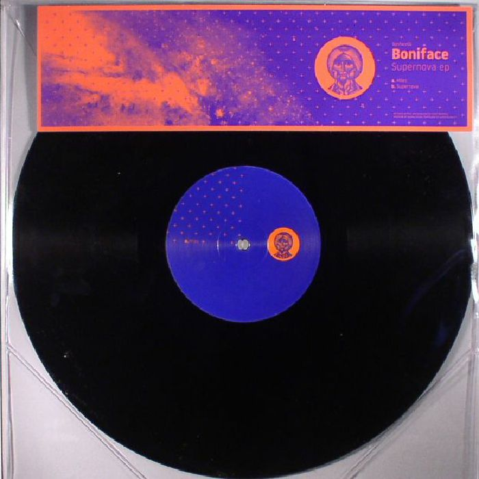 BONIFACE - Supernova EP