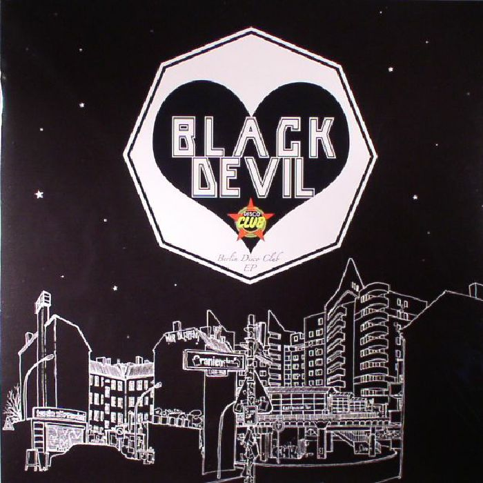 BLACK DEVIL DISCO CLUB - Berlin Disco Club EP