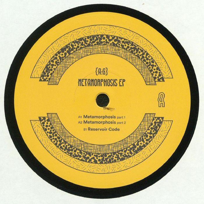 AG - Metamorphosis EP