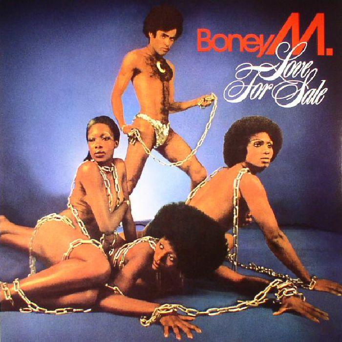 BONEY M - Love For Sale (reissue)