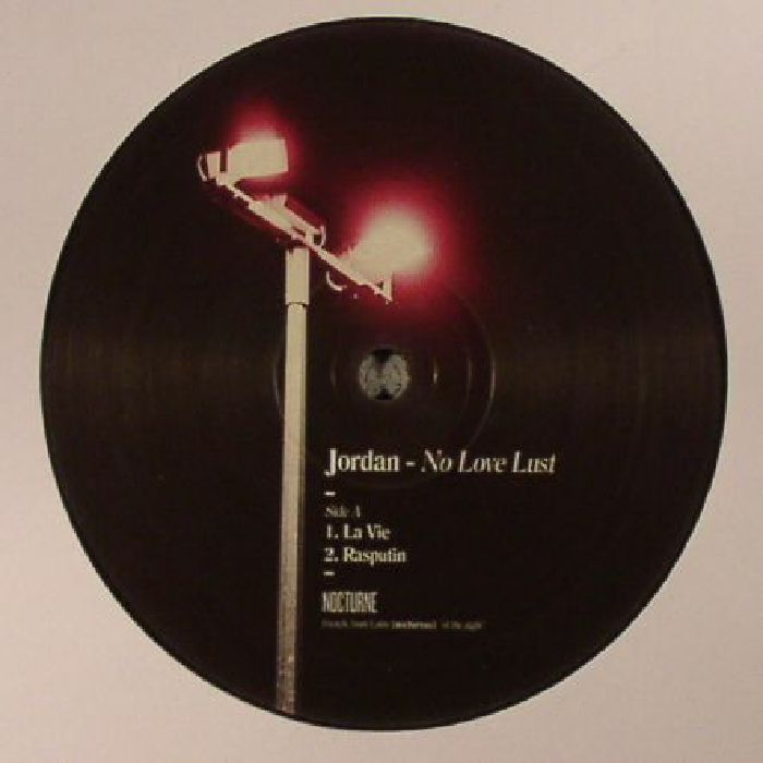 JORDAN - No Love Lust