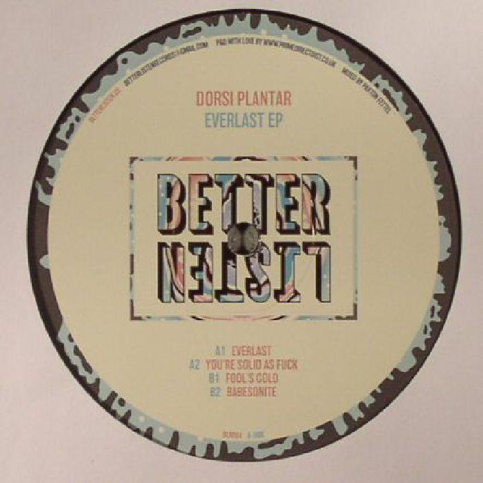 DORSI PLANTAR - Everlast EP