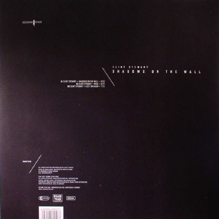 STEWART, Clint - Shadows On The Wall