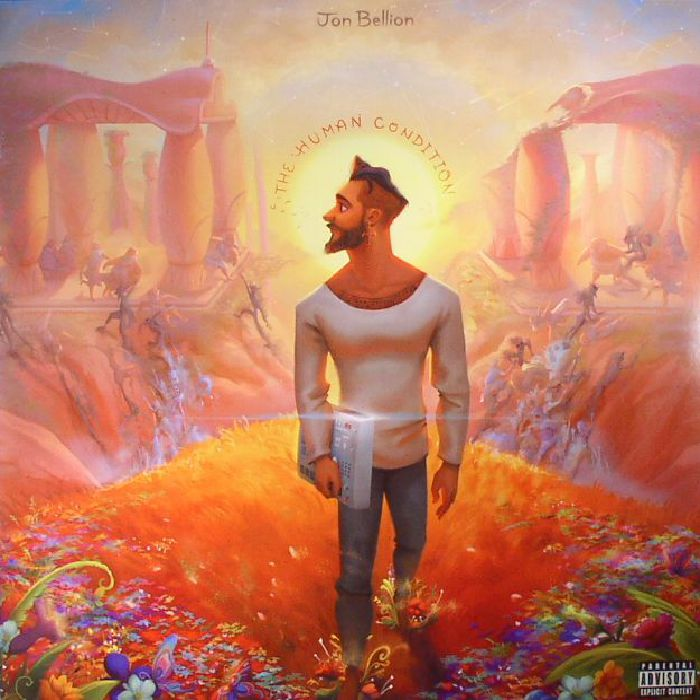 Jon Bellion The Human Condition Vinyl At Juno Records