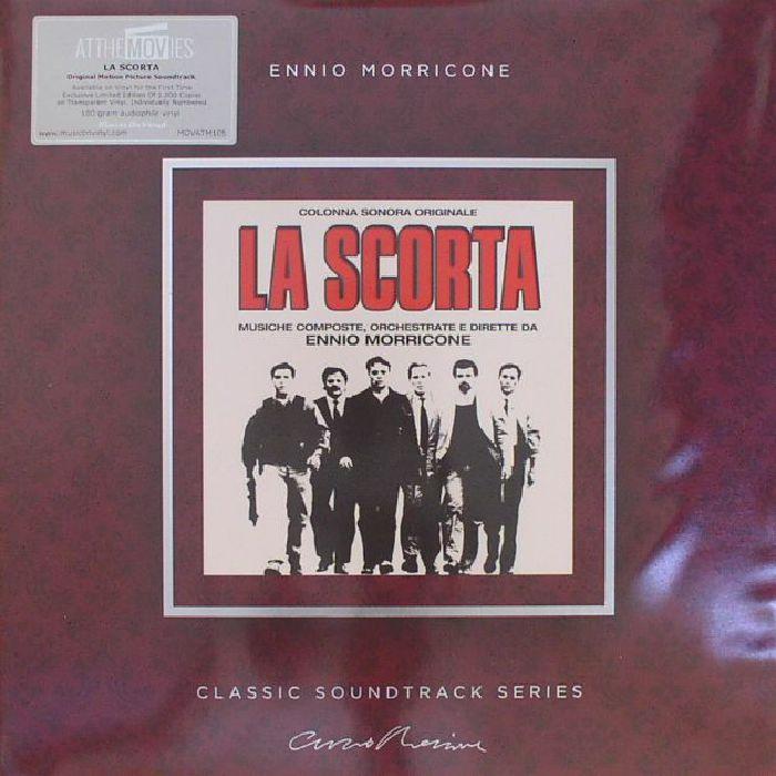MORRICONE, Ennio - La Scorta (Soundtrack) (reissue)