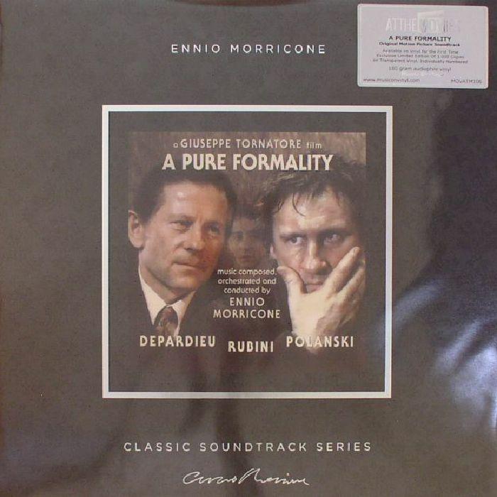 MORRICONE, Ennio - A Pure Formality (Soundtrack)