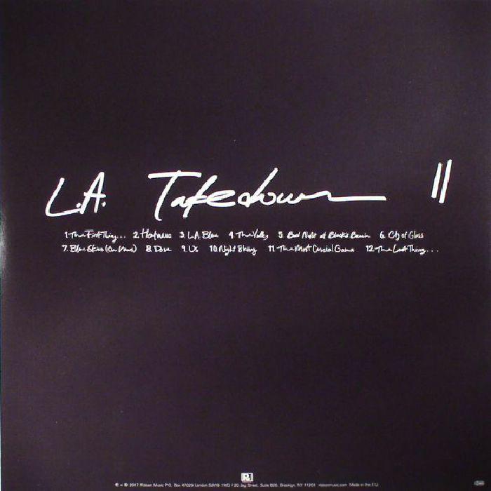 LA TAKEDOWN - II