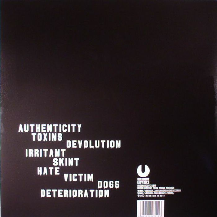 MUTATION III - Dark Black